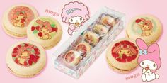 My Melody Macarons