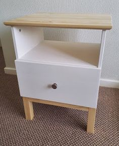 Best Small Simple Ikea Tarva Bedside Table Hack Family 400 x 300