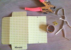Petite chemise cartonnée made by Mavada