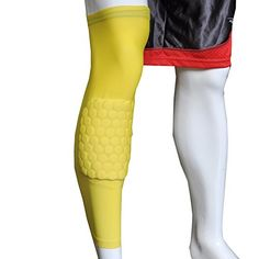 Honeycomb Pad Crashproof Antislip Basketball Leg Knee Long Sleeve Color Yellow Size L Generic http://www.amazon.com/dp/B00MPD6PUO/ref=cm_sw_r_pi_dp_zvogub057MPV5
