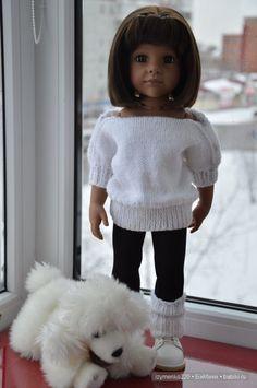 Неожиданное счастье! Кукла Gotz / Куклы Gotz - коллекционные и игровые Готц / Бэйбики. Куклы фото. Одежда для кукол