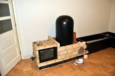 Floor for Design loves this cool idea: Rocket stove without the hobbit-look! RMH, a removable one (rocket stoves forum at permies)