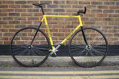 Roberts #fixedgear #fixie #bike