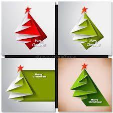 New Origami Christmas Tree Card Vector Stock Illustration OfPhoto about Christmas tree paper design card. Illustration of celebration, simple, design - to make unique christmas tree ornaments 25 – ArtofitChristmas orniment sew down midd Origami Christmas Tree Card, Unique Christmas Trees, Diy Christmas Cards, Handmade Christmas, Christmas Tree Decorations, Christmas Tree Ornaments, Origami Xmas, Vector Christmas, Simple Christmas