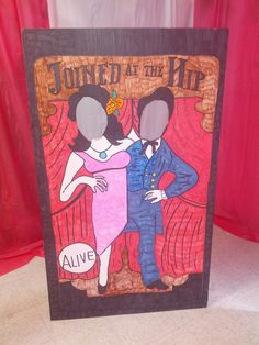 our carnival photo booth