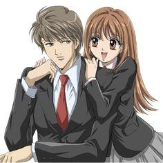 Itazura na Kiss (Playful Kiss). Kotoko Aihara & Naoki Irie.
