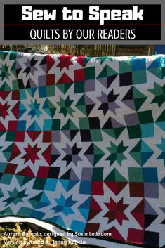 What Quiltmaker quilts have you made? Here are some beauties from some of our readers.