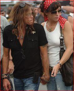 Mia Tyler, Brad Whitford, Chelsea, Steven Tyler Aerosmith, Joe Perry, The Jam Band, We Will Rock You, Glam Metal, Bands