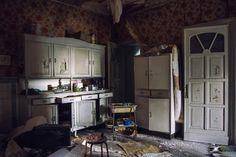 Urban exploration ERNEST Sebastien bestarns abandoned place | portofolio residential page2