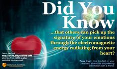 Did you know? Visit heartmath.org to learn more and become a volunteer at glcoherence.org