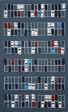 www.danielrodriguezcastro.es parking lot cars