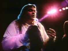 Meat Loaf - Two Out Of Three Ain't Bad is inspirational because you should never take life for granted, don't use the people who love you because they won't stick around forever