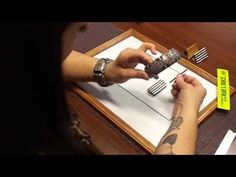 Polymer Clay Jewelry - Complex Caning De-Mystified - YouTube