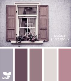 Maybe I'll do these colors when I get my new bedroom set.  These would be very calming and pretty for a master bedroom.