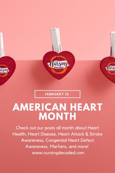 Check out our new post February 1st and find out why February is so important for your HEART! ❤️ ♥️ 💜 💙 While it may be the shortest month of the year, we are going to pack it full of all things heart related! Find out why it is so important to be heart healthy, learn all about the number one birth defect affecting 1 in 100 babies, signs for heart attack and much more! #hearthealth #CHD #congenitalheartdefect #chdawareness #nursingdecoded #coaching Health Tips, Health Care, Chd Awareness, Heart Month, Congenital Heart Defect, Decoding, Heart Health, Heart Attack, Months In A Year