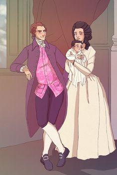 "publius-esquire: ""Alexander, Elizabeth, and Philip Hamilton Kept trying actual effort until I couldn't anymore """