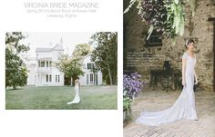 Sneak Preview of Virginia Bride's spring editorial fashion shoot held at Morven Park, Leesburg. Rabiah Khwaja Gohar Photographer