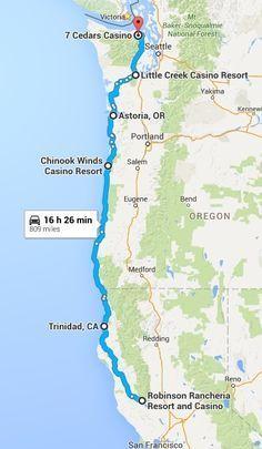 Casino Camping As An Rv Overnight Option Oregon Coast Camping Camping Experience Go Camping