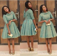 Creative Aso ebi Gown Style http://www.dezangozone.com/2016/04/creative-aso-ebi-gown-style.html