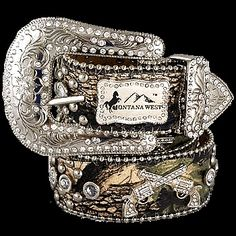"""""""The Purse House"""" is a distributor of The Original Country Road/Montana West handbags and wallets. Country Belts, Country Wear, Country Girl Style, Country Fashion, Country Outfits, Country Girls, Country Chic, Cowgirl Belts, Cowgirl Bling"""