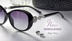 """What could be more fun than to """"pop"""" your dotties into your Lotti Dottie Sunglasses! What dottie will you """"pop"""" into your glasses. Lottie Dottie, Rose Colored Glasses, Sunglasses Shop, Ginger Snaps, Bern, Accessories Shop, New Day, Jewelry Shop, More Fun"""