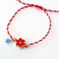 Baba Marta, Luanna, Rakhi, Minimalist Jewelry, Friendship Bracelets, Projects To Try, Diy Crafts, Jewellery, Personalized Items