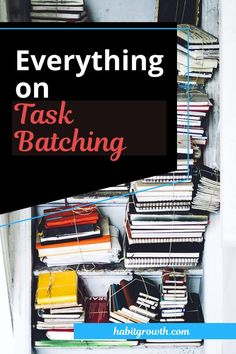 No matter how you want to organize your work, task batching makes it easy to stay focused on productivity. It's an easy strategy you can implement today. Time Management Strategies, Good Time Management, Work On Yourself, Improve Yourself, Finding Yourself, Simple Definition, Social Media Updates, Time Is Money, Words With Friends
