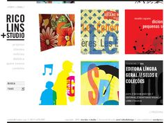 Rico Lins + Studio by Caos , via Behance