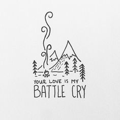 Love this beautiful lyric art by (rend collective) Christ In Me, In Christ Alone, Beautiful Lyrics, Beautiful Words, Christian Songs, Christian Quotes, Bible Quotes, Bible Verses, Quotes Quotes