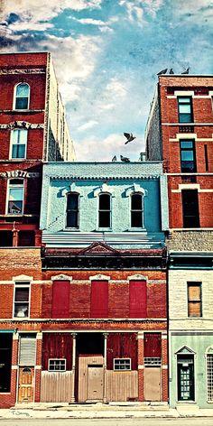 Cityscapes : Tim Jarosz