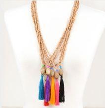 Buddha Tassel Necklaces $15.00 www.longhornfashions.com