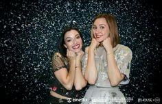 Natasha Negovanlis and Kat Barrell