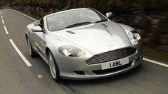 Aston Martin Silver Knight CarFoy