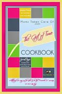 """""""The Gift of Time Cookbook"""""""