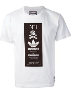 Shop Adidas Originals 'NH graphic-T 1' T-shirt in Elite from the world's best independent boutiques at farfetch.com. Over 1000 designers from 300 boutiques in one website.
