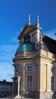 Kalmar Cathedral,  Sweden iPhone 5 wallpapers, backgrounds, 640 x 1136