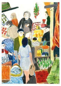 bosco - Marianna Coppo Illustrator