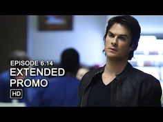 The Vampire Diaries 6x14 Extended Promo - Stay [HD]