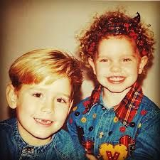 Awww Colton and Schyler