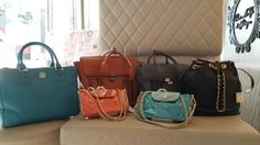 Must GO Items ON SALE - Tory Burch Double zipper tote  Color: blue eel - Phillip Lim Pashli large Color: rust - Phillip Lim Pashli medium  Color: grey - Prada Sling bag  Color: orange and turquoise  - Michael Kors frankie tote  Color black Price PM whatsupp 08122120088
