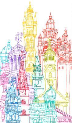 Glasgow Towers - cheism