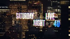 The 5 best moments from the SNL 40th Anniversary Special click here:  http://infobucketapps.com