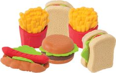 Erasers in appetizing disguises...but don't eat them! Just clean up unwanted pencil marks. Assorted styles and colors. - 48 For Only $15.95!