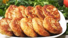 Chiftele cu fulgi de ovaz si cartofi Ukrainian Recipes, Ukrainian Food, Vegan Meal Prep, Baked Potato, Natural Remedies, Carrots, French Toast, Vegan Recipes, Food And Drink