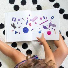 Colorful Montessori Book For Kids! Montessori Books, Montessori Activities, Programming For Kids, Toddler Books, Used Books, Colorful, Learning, Baby, Kids Programs