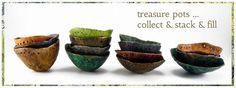 treasure pots kathy van kleeck