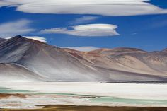 Miscanti Lagoon Atacama, Chile