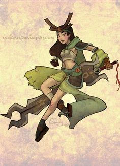 Princesas Disney versão Final Fantasy - GEEKISS