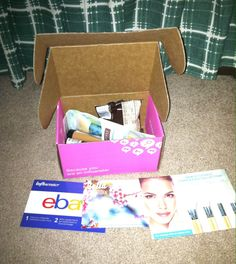 """Full Size freebies  really got to remember to try this one out! My sister does it & she gave vobox her quite-hard-to-earn """"stamp"""" of reliable-ness """"I've spent the last week trying out all the products they sent, and loved them all. The Bella Voxbox was shipped to me free of charge and all items included are complimentary from Influenster for testing and review.       The box included freebies for testing from brands Rimmel London, EcoTools, Dove Chocolate, Sally Hansen, Not Your Mother's…"""