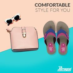 4d825b1bd0dc Mix style and comfort with the Paragon sandals for women. Paragon Footwear